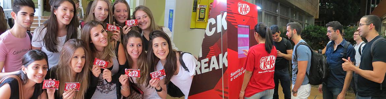 Kit Kat - Vending Machine