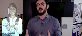 Leonardo França, diretor de planejamento do Grupo Four Midia, em entrevista sobre a mídia Holografia Mapeada para o Jornal da Gazeta